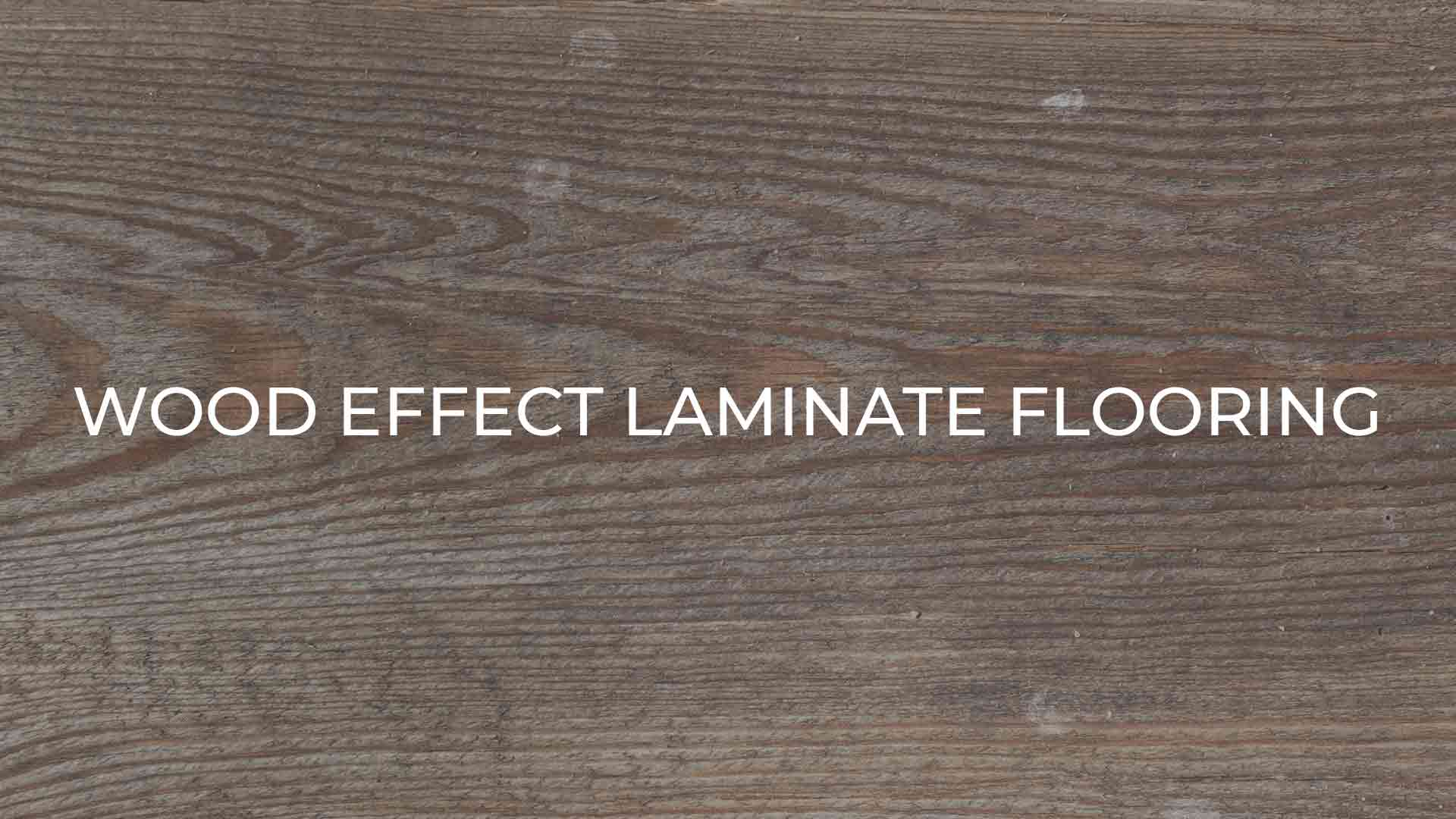 Wood Effect Laminate Flooring